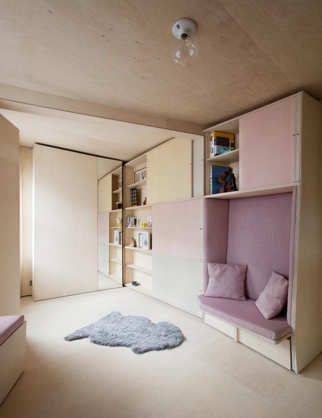 13m2 House Studiomama