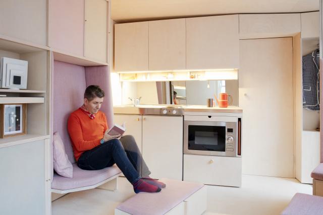 Interieur Klein Huis : Interieur trends de flexibele woonruimte lundia