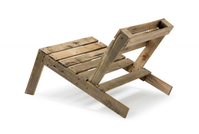 Pallet Chair Lo