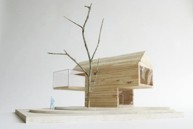 wallpaper house | studiomama