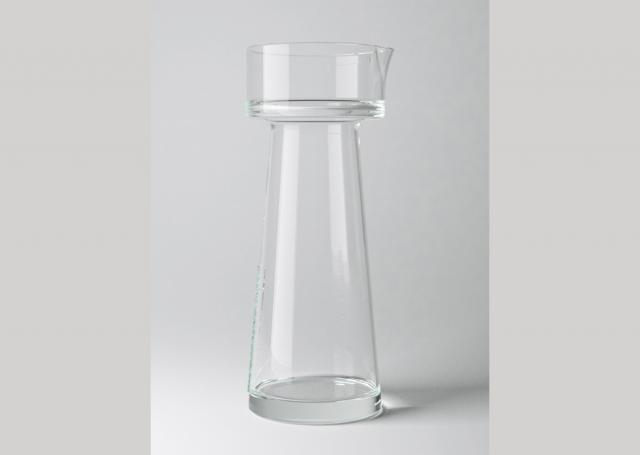 water tower carafe