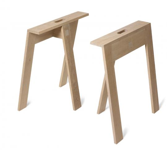 stackable trestles
