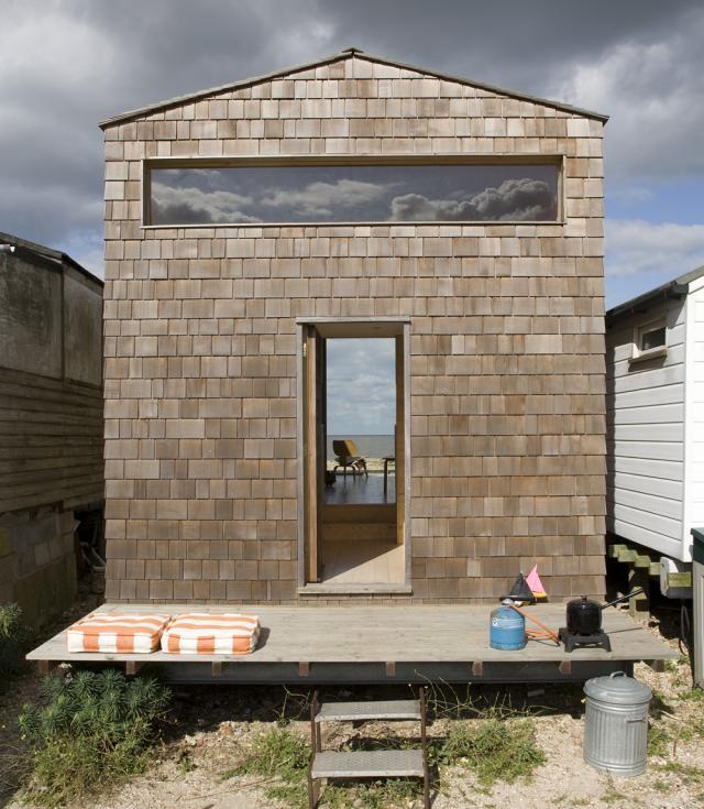 Beach House rear exterior