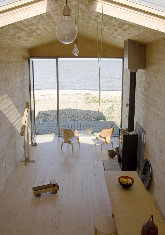 Beach House view from mezzanine