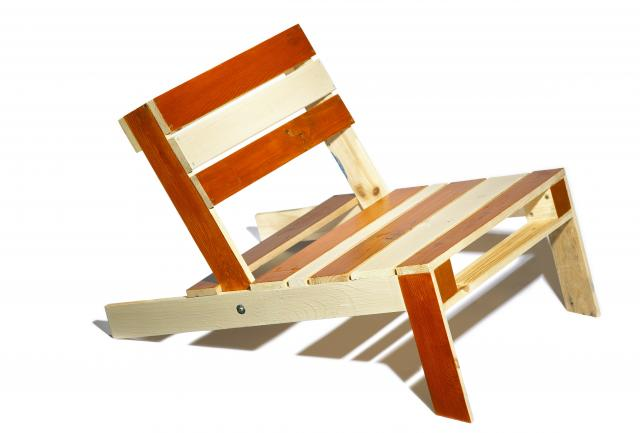 cornalia Parker studiomama nina tolstrup charity pallet chair