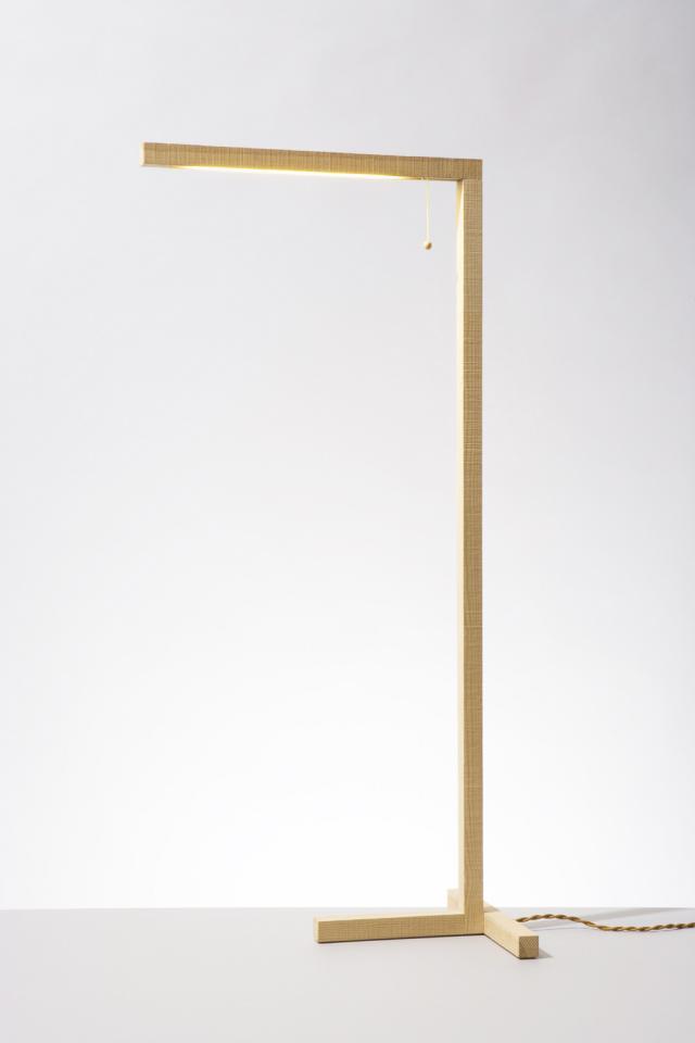 1x1 floor lamp