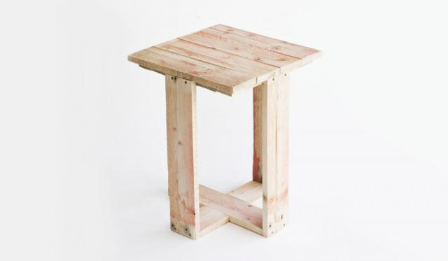 Pallet Craft Stool