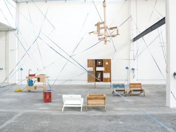 garage Milan - Revival Exhibtion